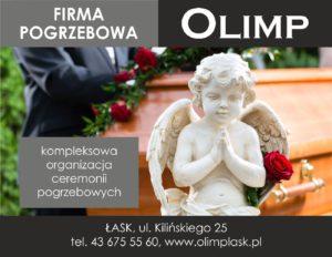 Firma Pogrzebowa Olimp